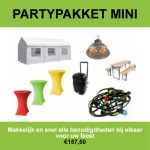 Partypakket huren in Amsterdam
