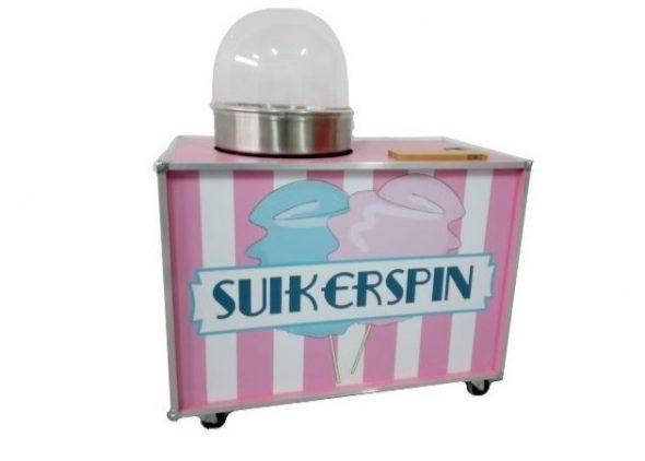 suikerspin huren amsterdam